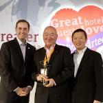 "Holiday Inn Shanghai Pudong Kangqiao Wins The ""New Hotel Award for Holiday Inn"""