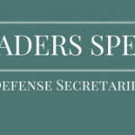 Four Former Defense Secretaries Discuss U.S.-China Relations
